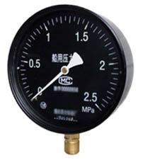 船用耐震压力表YCN-50/60/75/100/150